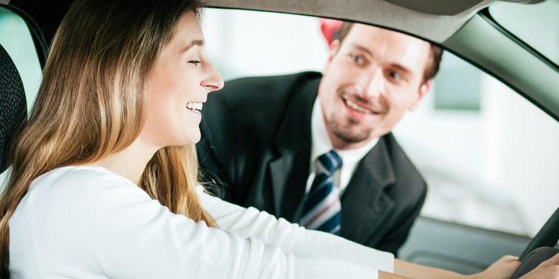 Prodajni savetnik za Volkswagen vozila